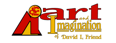 Art and Imagination of David L Friend